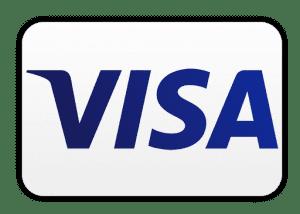 Zahlungsoption Visa. Online Shop für Torten und Kuchen. Wunderkuchen Berlin.