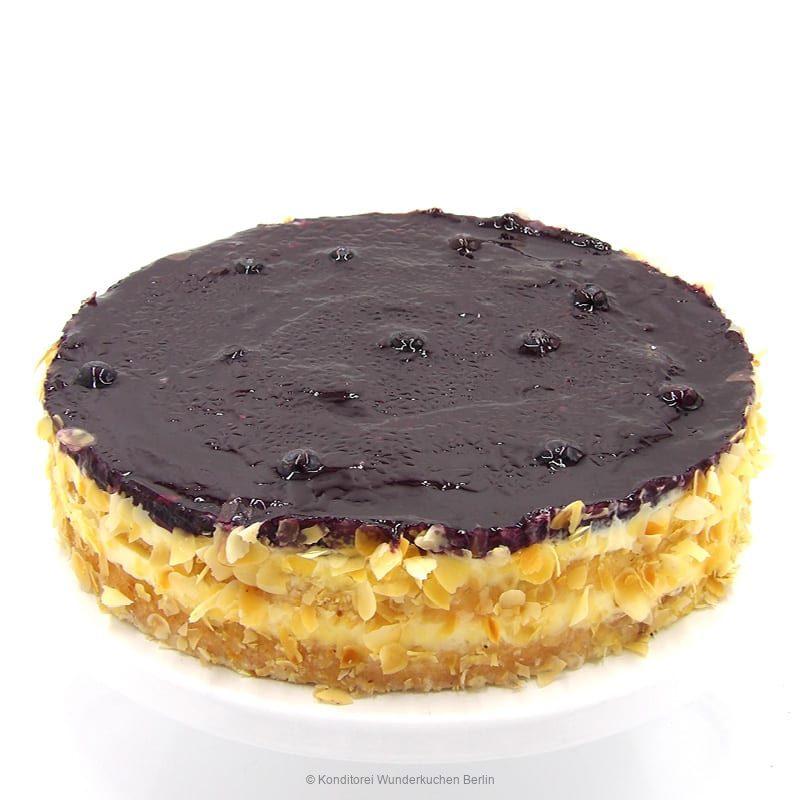 torte-blaubeer-glutenfrei. Online Shop und Lieferservice Kuchen Torten Berlin-