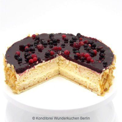 torte-waldbeere-glutenfrei-. Online Shop und Lieferservice Kuchen Torten Berlin-