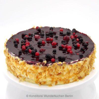 torte-waldbeere-glutenfrei. Online Shop und Lieferservice Kuchen Torten Berlin-