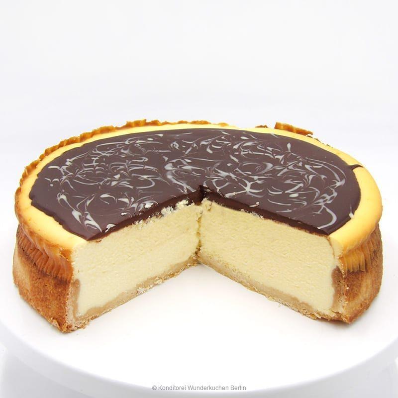 Käsekuchen Schokolade. Online Shop und Lieferservice Kuchen Torten Berlin-