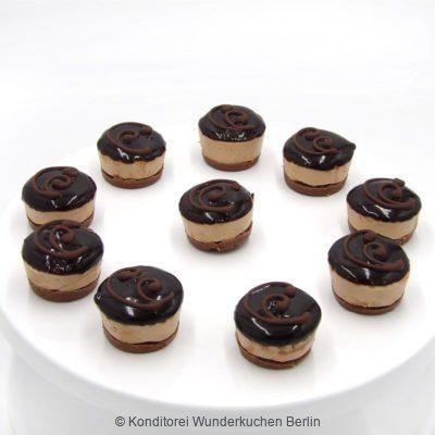 Knusper Minis 10er Set, Online Shop und Lieferservice Kuchen Torten Berlin.