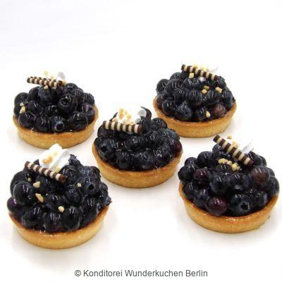 tartelette-blaubeer. Online Shop und Lieferservice Kuchen Torten Berlin-