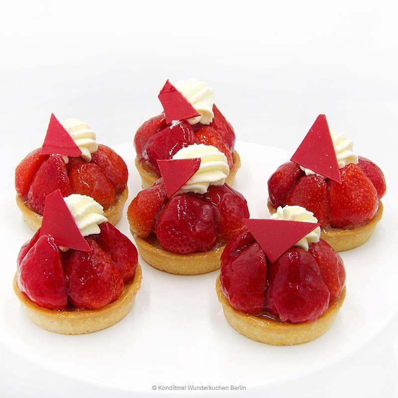 tartelette-erdbeer. Online Shop und Lieferservice Kuchen Torten Berlin-