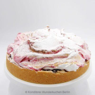 ku-baiser-himbeer. Online Shop und Lieferservice Kuchen Torten Berlin-