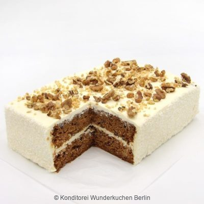 ku-karotte-gross-eckig-. Online Shop und Lieferservice Kuchen Torten Berlin-