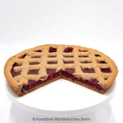 Linzer Torte. Online Shop und Lieferservice Kuchen Torten Berlin.
