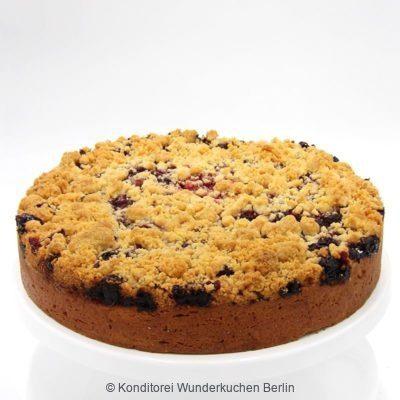 ku-streusel-kirsch. Online Shop und Lieferservice Kuchen Torten Berlin-