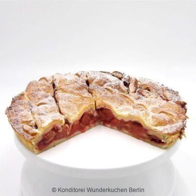 pie-erdbeer-rhabarber-. Online Shop und Lieferservice Kuchen Torten Berlin-