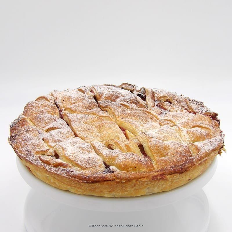 pie-erdbeer-rhabarber. Online Shop und Lieferservice Kuchen Torten Berlin-