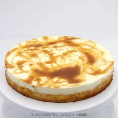 NY Cheesecake Spezial Irish Cream. Wunderkuchen Berlin Lieferservice