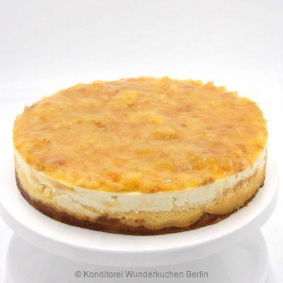 NY Cheesecake Spiegel Apfel. Online Shop und Lieferservice Kuchen Torten Berlin-