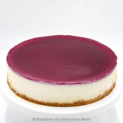 NY Cheesecake Spiegel Cassis. Online Shop und Lieferservice Kuchen Torten Berlin-