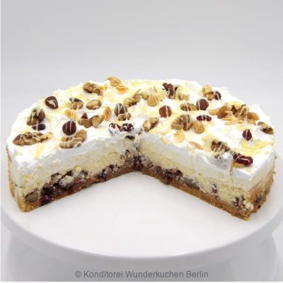 NY Cheesecake Saison Winter. Online Shop und Lieferservice Kuchen Torten Berlin