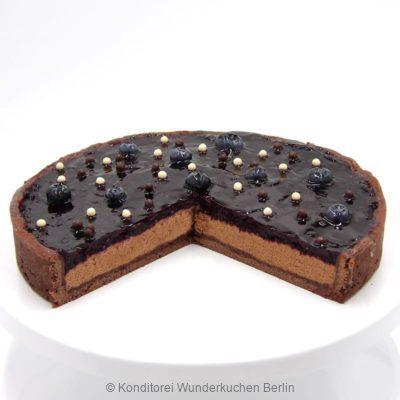 tarte-mousse-blaubeere-. Online Shop und Lieferservice Kuchen Torten Berlin-