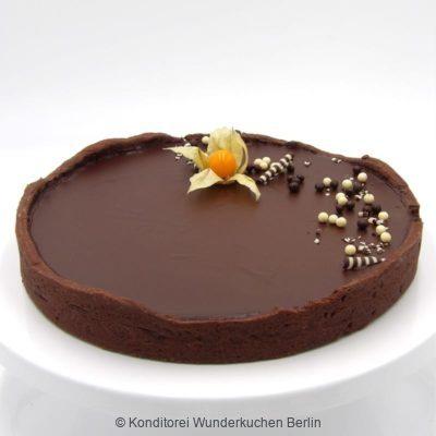 Tarte Schoko. Online Shop und Lieferservice Kuchen Torten Berlin.