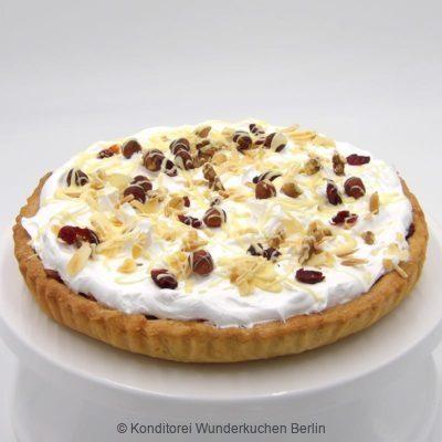 Tarte-Winter saisonal. Online Shop und Lieferservice Kuchen Torten Berlin.