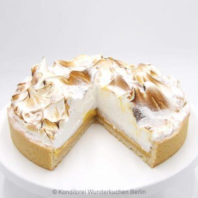 tarte-zitrone-baiser-. Online Shop und Lieferservice Kuchen Torten Berlin-