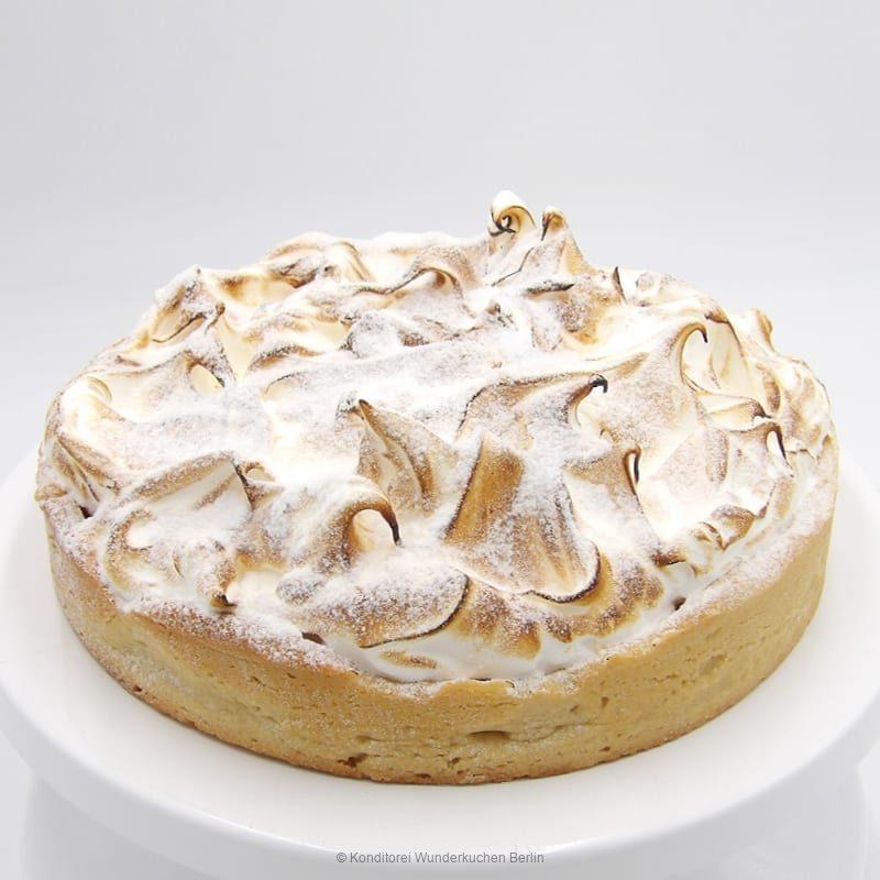 tarte-zitrone-baiser. Online Shop und Lieferservice Kuchen Torten Berlin-