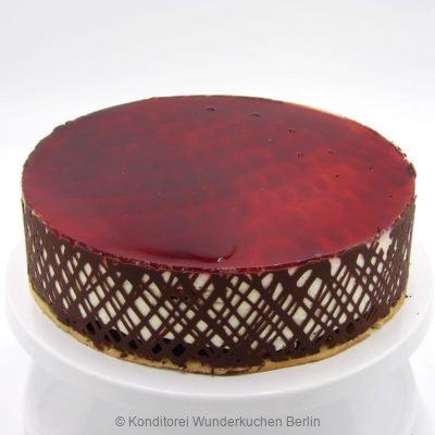 Berliner Kirsch Torte Online Shop und Lieferservice Kuchen Torten Berlin.
