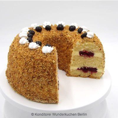 Frankfurter Kranz. Online Shop und Lieferservice Kuchen Torten Berlin.