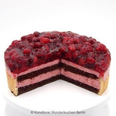 Himbeer Joghurt Torte Online Shop und Lieferservice Kuchen Torten Berlin.
