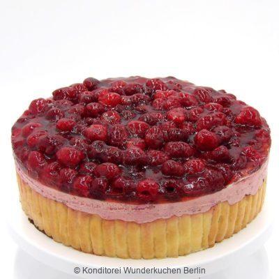Himbeer Joghurt Torte. Online Shop und Lieferservice Kuchen Torten Berlin.