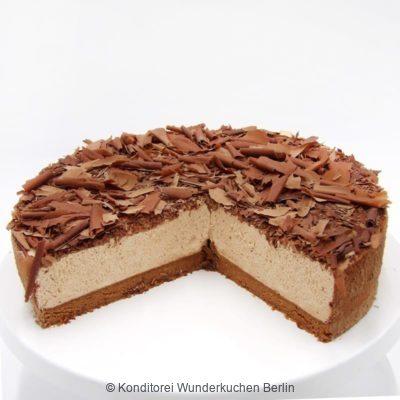 Schoko Knusper Torte. Online Shop und Lieferservice Kuchen Torten Berlin-