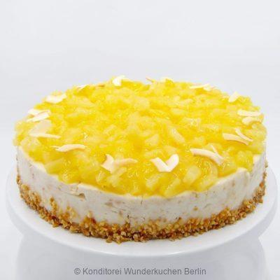torte-kokos-ananas. Online Shop und Lieferservice Kuchen Torten Berlin-