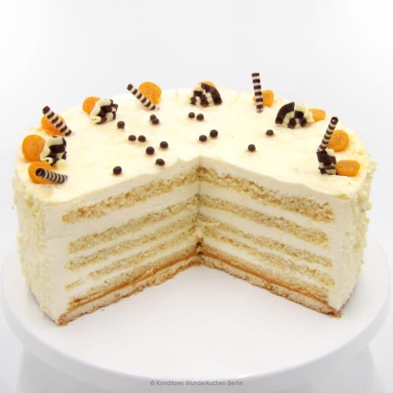 Lavendel Holunder Torte. Online Shop und Lieferservice Kuchen Torten Berlin.