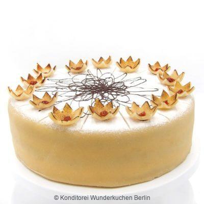 Marzipan Torte. Online Shop und Lieferservice Kuchen Torten Berlin-