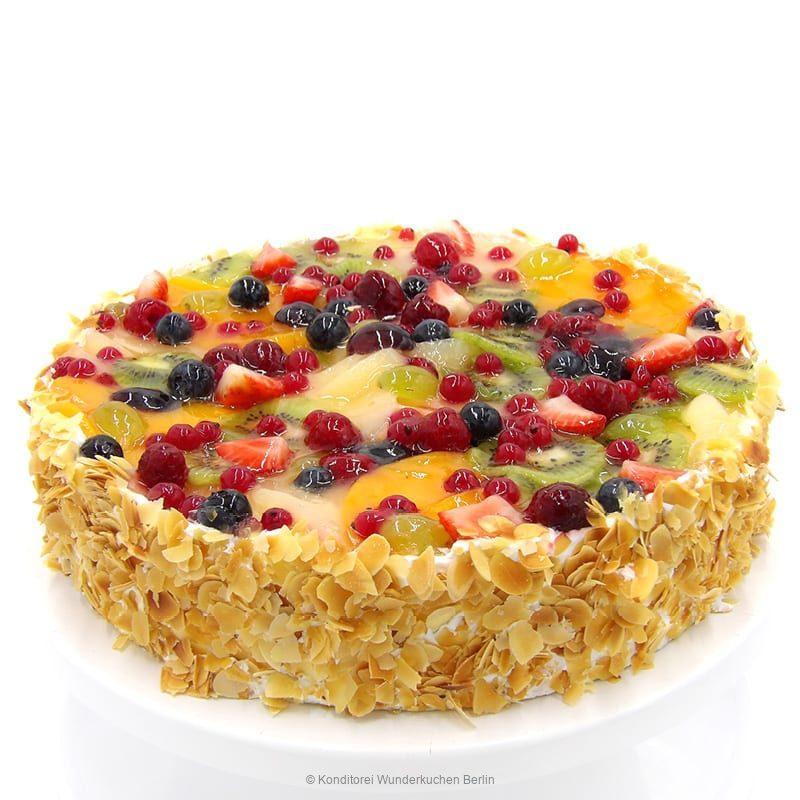 torte-mixfrucht. Online Shop und Lieferservice Kuchen Torten Berlin-