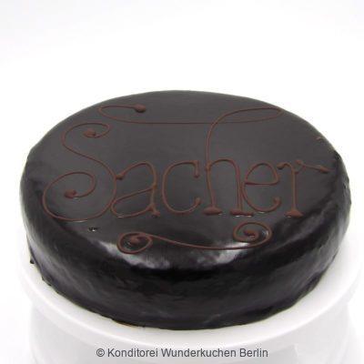 Sacher Torte. Online Shop und Lieferservice Kuchen Torten Berlin-