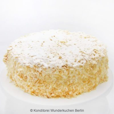 Windbeutel Torte. Online Shop und Lieferservice Kuchen Torten Berlin.
