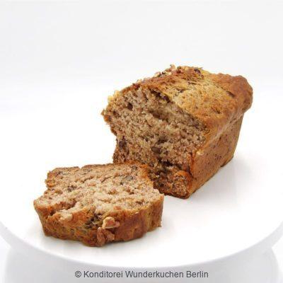 bananenbrot-vegan-. Online Shop und Lieferservice Kuchen Torten Berlin-