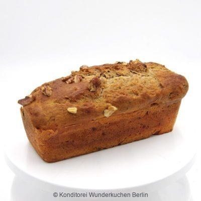 bananenbrot-vegan. Online Shop und Lieferservice Kuchen Torten Berlin-