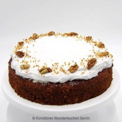 ku-karotte-vegan. Online Shop und Lieferservice Kuchen Torten Berlin-
