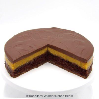 ku-orange-vegan-. Online Shop und Lieferservice Kuchen Torten Berlin-