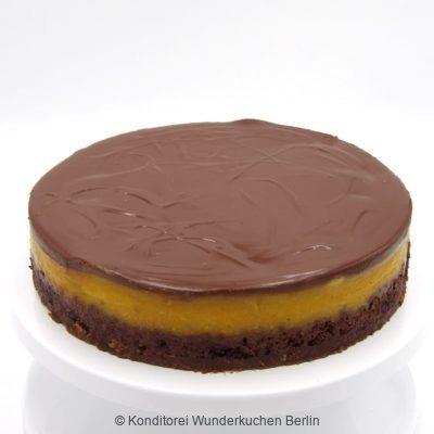 ku-orange-vegan. Online Shop und Lieferservice Kuchen Torten Berlin-