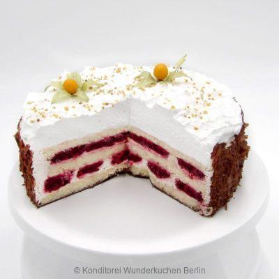 torte-kiba-vegan. Online Shop und Lieferservice Kuchen Torten Berlin-
