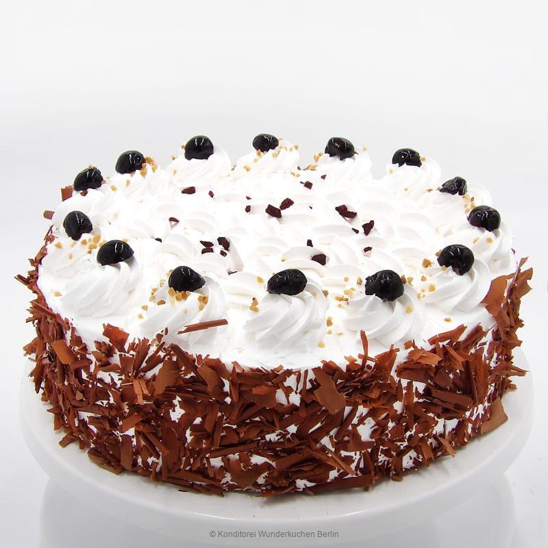 torte-schwarzwaelder-vegan. Online Shop und Lieferservice Kuchen Torten Berlin-