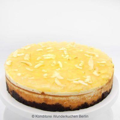 wunder-ananas. Online Shop und Lieferservice Kuchen Torten Berlin-