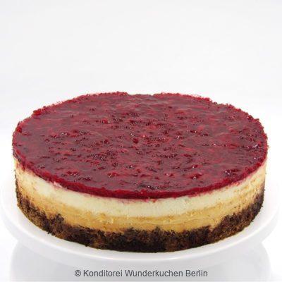 wunder-himbeer. Online Shop und Lieferservice Kuchen Torten Berlin-
