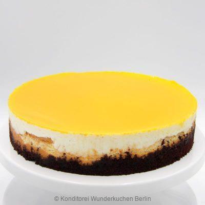 wunder-mango. Online Shop und Lieferservice Kuchen Torten Berlin-