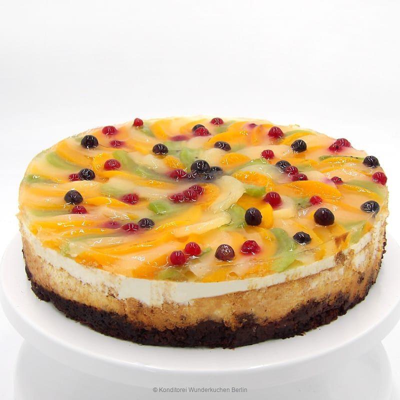 wunder-mixfrucht. Online Shop und Lieferservice Kuchen Torten Berlin-